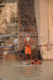 Life At The Ghats Along The Ganges River-9 (Sep13)