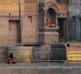 Life At The Ghats Along The Ganges River-11 (Sep13)