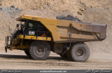 Armstrong Coal Company Caterpillar 773F (Equality Mine)