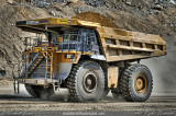 Armstrong Coal Company Caterpillar 785D (Equality Mine)