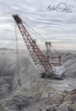 Peabody Energy (Somerville Mine) - Bucyrus Erie 2570 Big Kate