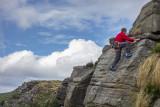 Climbing, Stanage