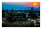 Bagan.. as the sun sets