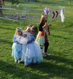 Village children carnival