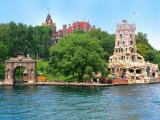 Boldt Castle,1000 Islands Boat Cruise - Rockport Ontario
