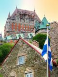 Quebec City....YAY!