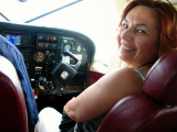 Hey guys:are you ready to fly on a floatplane? Beware: Olive Oyl will be the Co-pilot ... YAY!