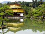Kinkaku-ji Temple (Kyoto, Japan)