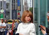 Downtown Tokyo, Japan