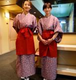 Japanese smiles for the Bossman :-)