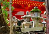 National Treasure Main Sanctuary - Nara Prefecture,Japan