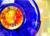 Murano Art Glass: Handmade Glass Dish