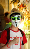 Eeeek! Anonymus in Venice ..... (LOL!)