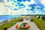 Volga River, Yaroslavl, the Capital of the Golden Ring