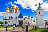 Ipatievsky Monastery,Kostroma, Russia