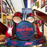 HARD ROCK CAFE MOSCOW. Situated in the heart of Old Arbat, one of Moscow's most charming and picturesque historical areas.