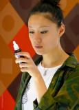 Russian Girl's Good Perfume Choices...