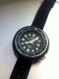 NEW to collection! SEIKO 6159-7010 'Hockey puck'