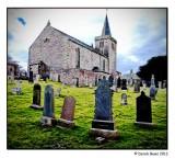 Kilrenny Churchyard