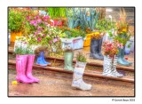 These Boots Were Made For Planting