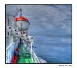 Sailing to Arran