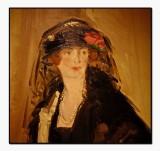 Portrait of Lady Lavery (circa 1912-1917)