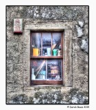 Cluttered Window