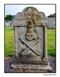 The Hogg Headstone