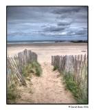 Path To West Sands