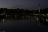 Lyon, entre le Rhône et la Saône