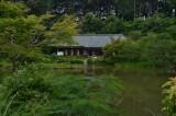 Joruri-ji Temple at Kyoto