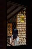 Kawai Shrine at Kyoto