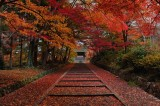 Bishamon-Do Temple at Kyoto