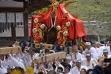 Shinko-sai at Matsuo Taisha Shirine