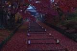 Bishamon-Do Temple at Kyoto 2014
