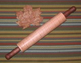 Maple and Walnut rolling pin