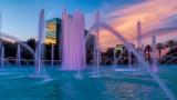 Fountain in Color