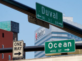 Duval and Ocean