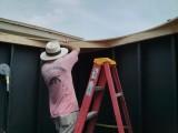 Rafter work.