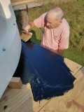 Taring the roof