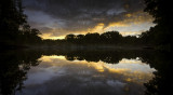 Powel Crosley Lake Summer Sunrise