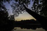 Powel Crosley Lake Morning Glow