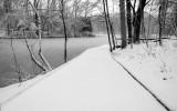 Winter Powel Crosley Lake