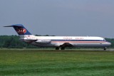 JAT YUGOSLAV AIRLINES DC9 30 LGW RF 144 32.jpg