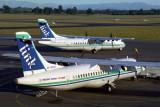 AIR NEW ZEALAND LINK ATR72 CHC RF 1367 8