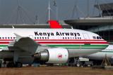 KENYA AIRWAYS AIRBUS A310 300 JNB RF 1484 14
