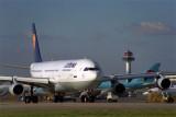 LUFTHANSA AIRBUS A340 300 GMP RF 1441 34