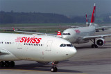 SWISS AIRBUS A330 200S ZRH RF 1661 31