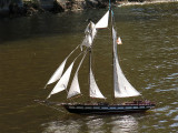The Not So Tall Ship
