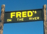2013 11 02 GCOffshore goes to Freds on the Amite River